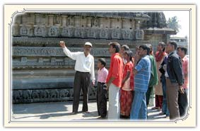 Tourist Guides in Hyderabad