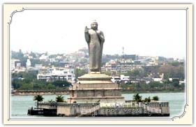 Hyderabad Tourist Attractions - Hussain Sagar